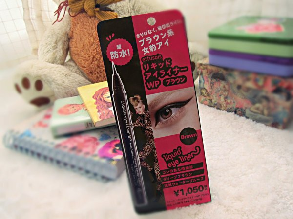 Ettusais Liquid Eyeliner vs. KATE Quick Eyeliner